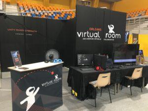 animation entreprise Virtual Room Orléans