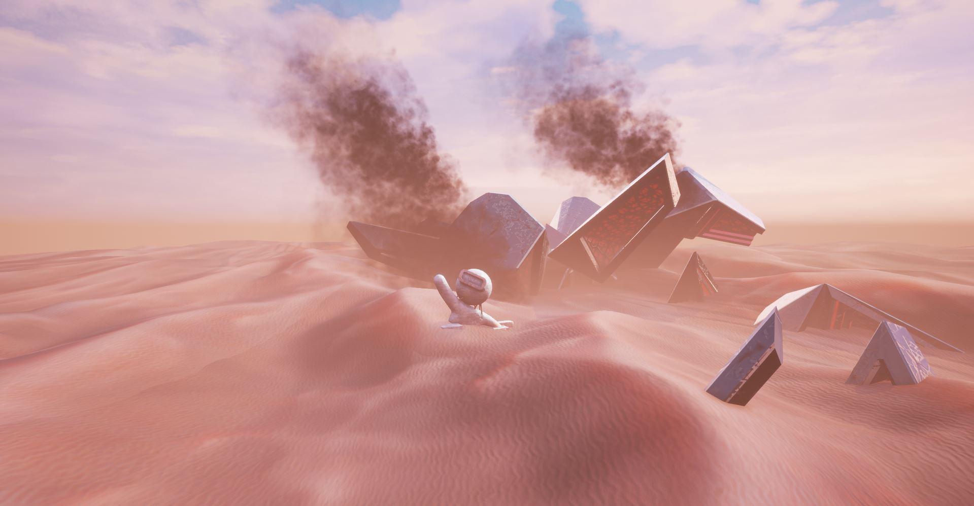 Easter egg du studio de développement Virtual Room mission 2 lobby