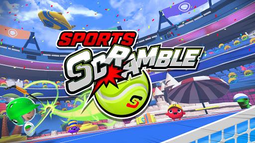 sport scramble