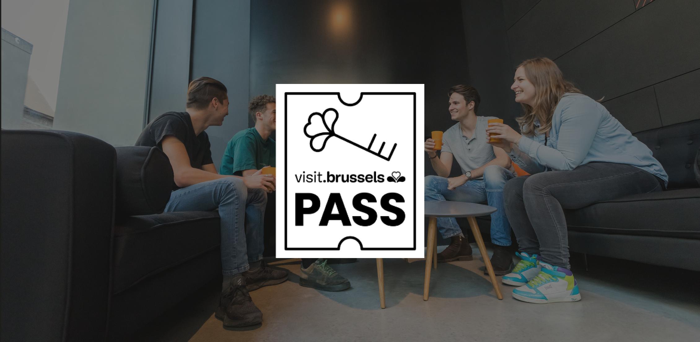 4 joueurs à Bruxelles avec le pass bruxelles