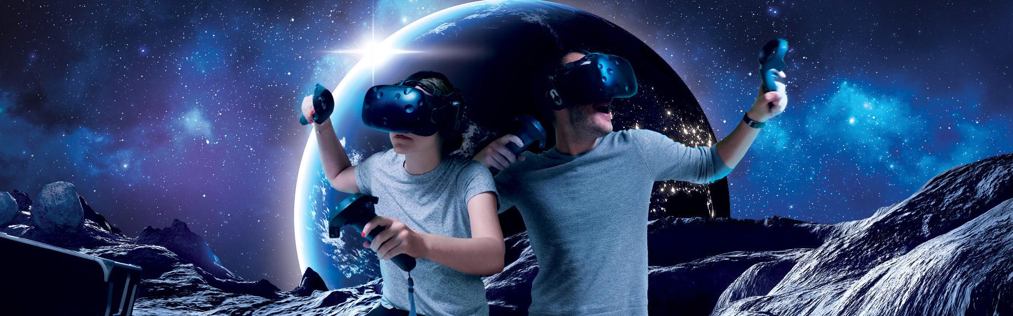 Escape Game VR Bordeaux