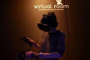 Une activité de réalité virtuelle à Bordeaux quand il pleut