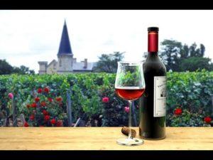 Bar à vin bordeaux